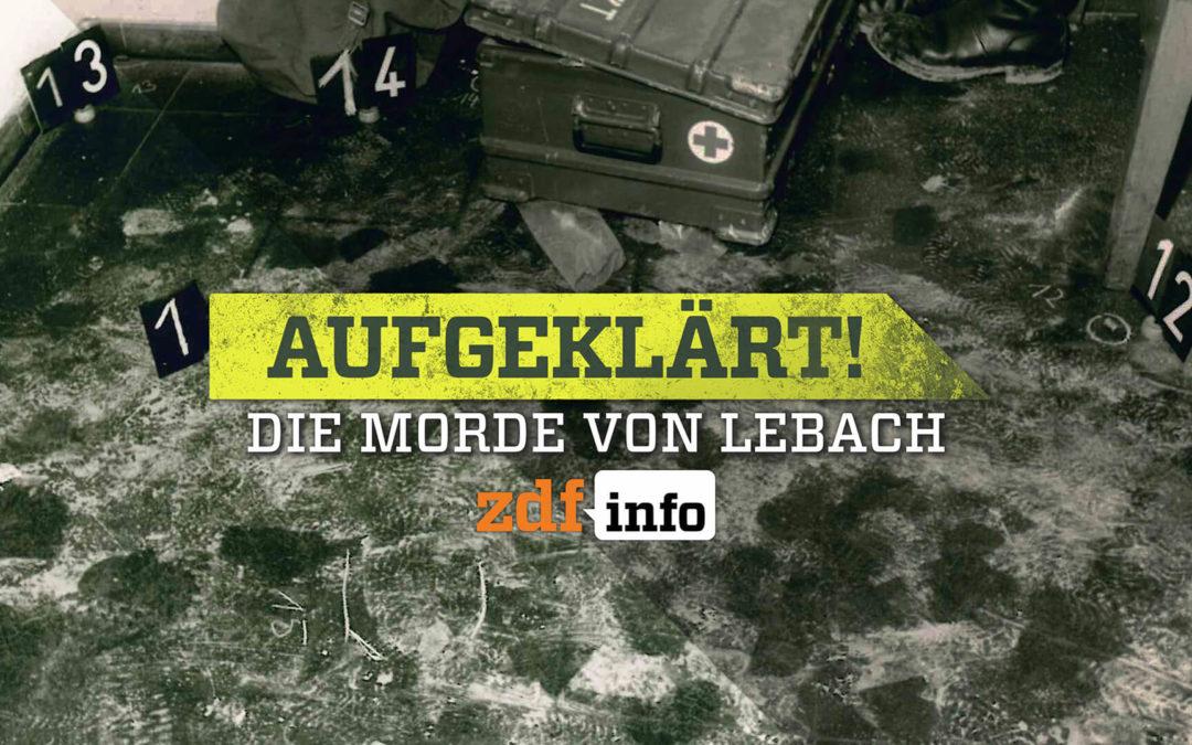 Aufgeklärt! Spektakuläre Kriminalfälle – Die Morde von Lebach