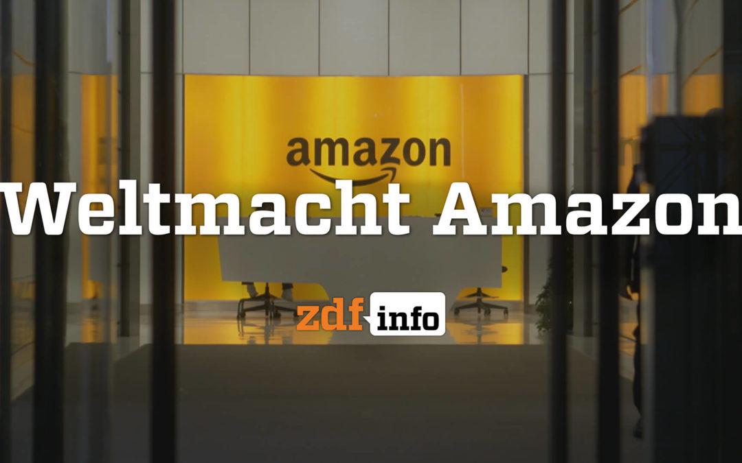 Weltmacht Amazon – Das Reich des Jeff Bezos