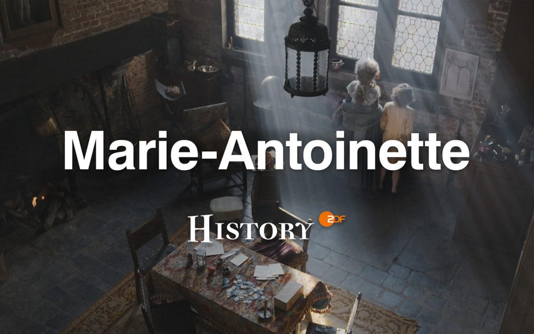 Marie-Antoinette – Tod einer Königin