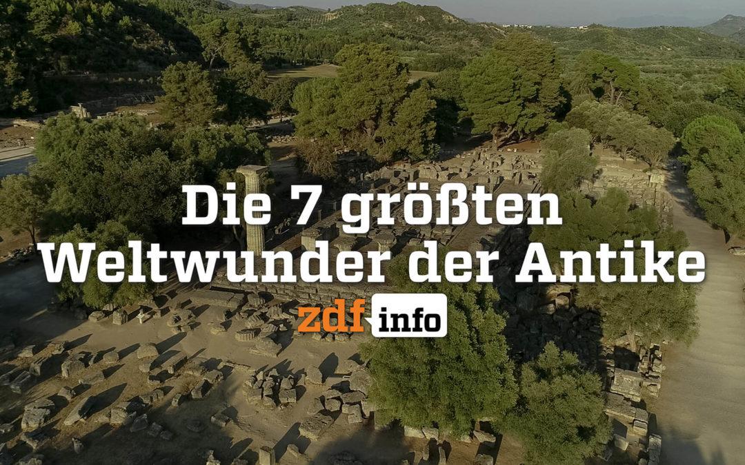 Die 7 größten Weltwunder der Antike