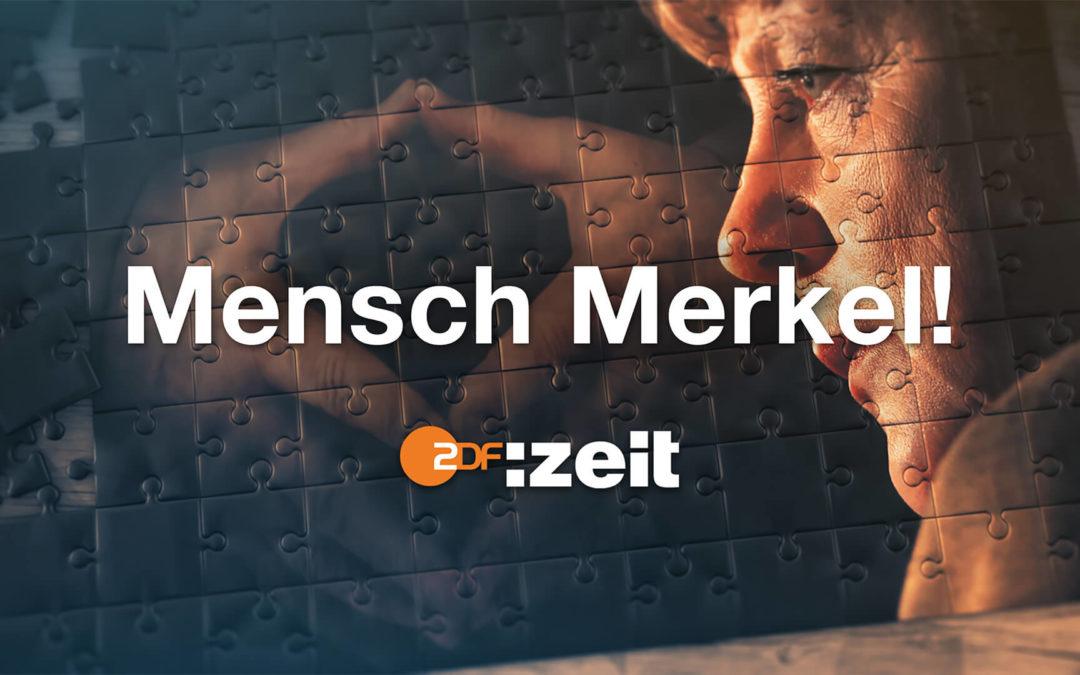 zdf:zeit – Mensch Merkel! – Widersprüche einer Kanzlerin