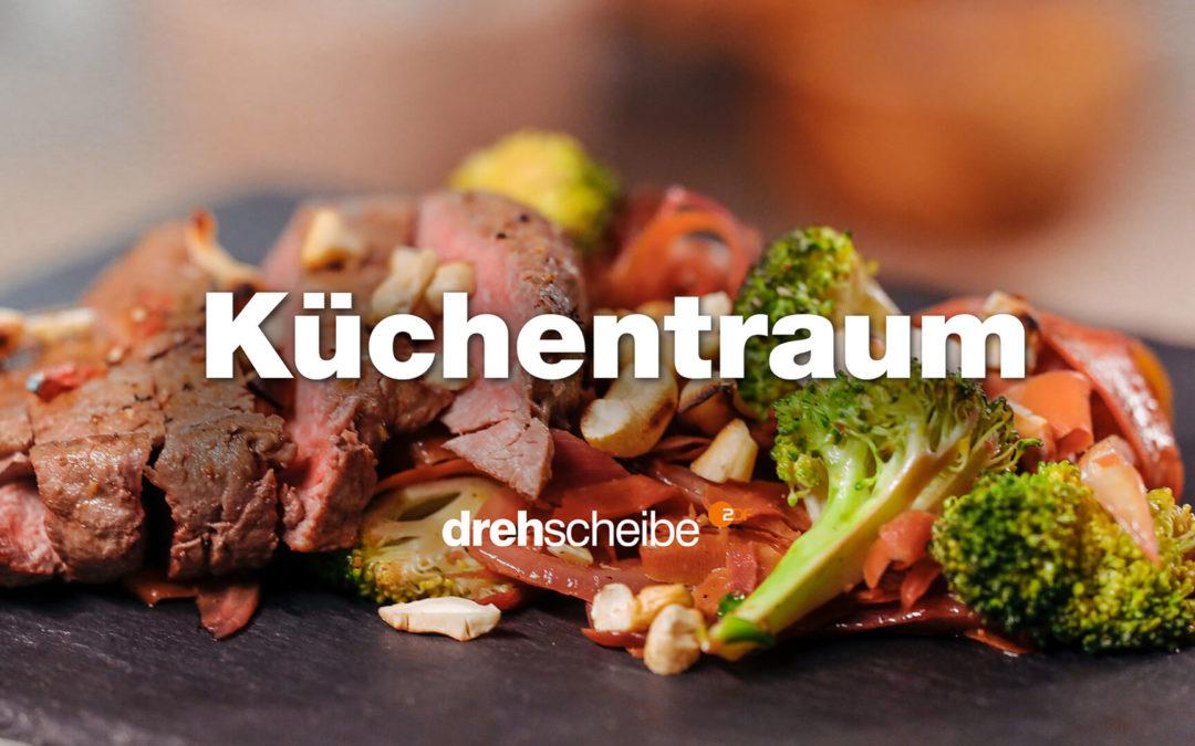 Drehscheibe – Küchenträume