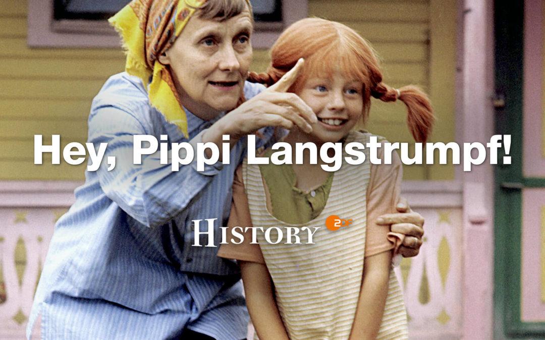 ZDF history – Hey, Pippi Langstrumpf! Die Geschichte einer Legende