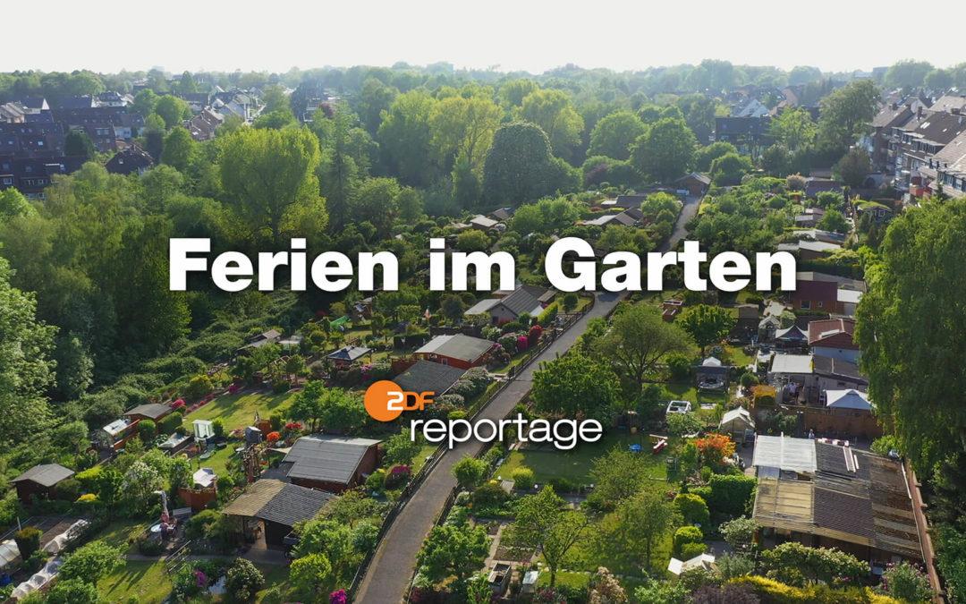 zdf.reportage – Ferien im Garten. Parzelle statt Malle