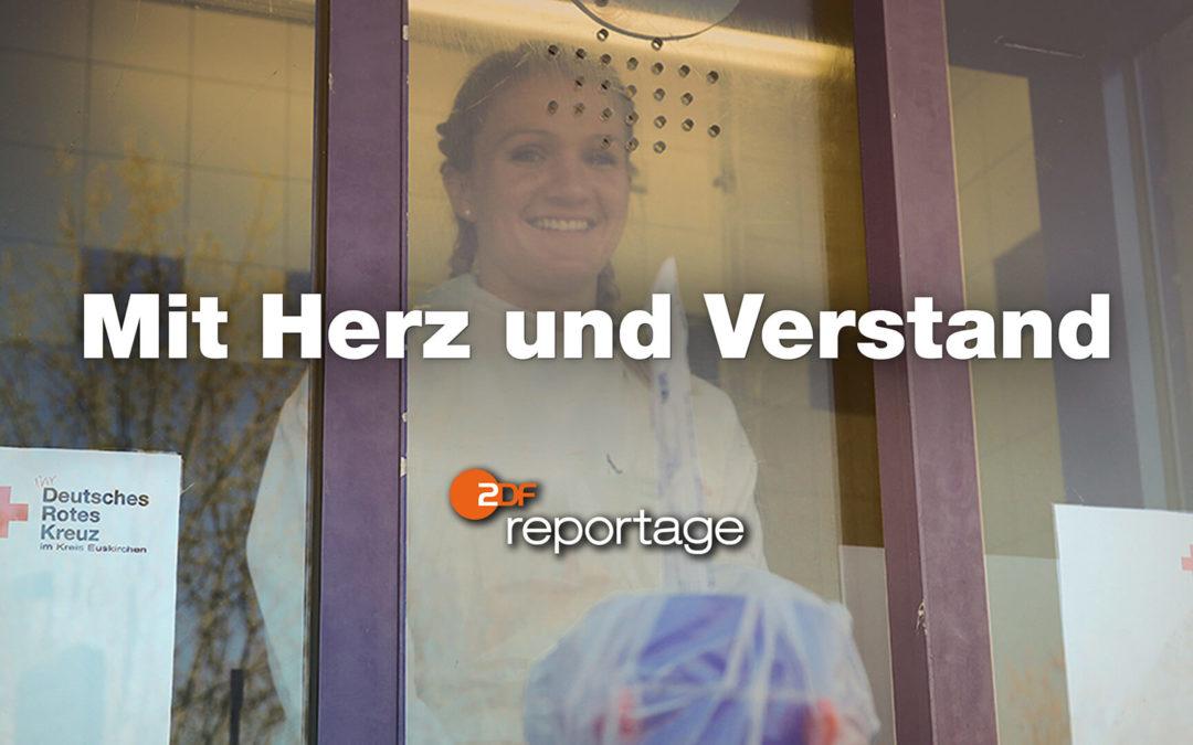 zdf.reportage – Mit Herz und Verstand. Wie Deutschland gegen das Virus kämpft