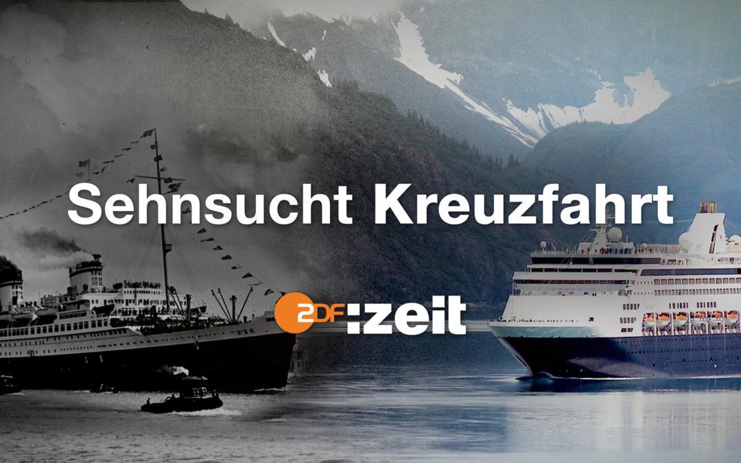 zdf:zeit – Sehnsucht Kreuzfahrt. Branche in schwerer See
