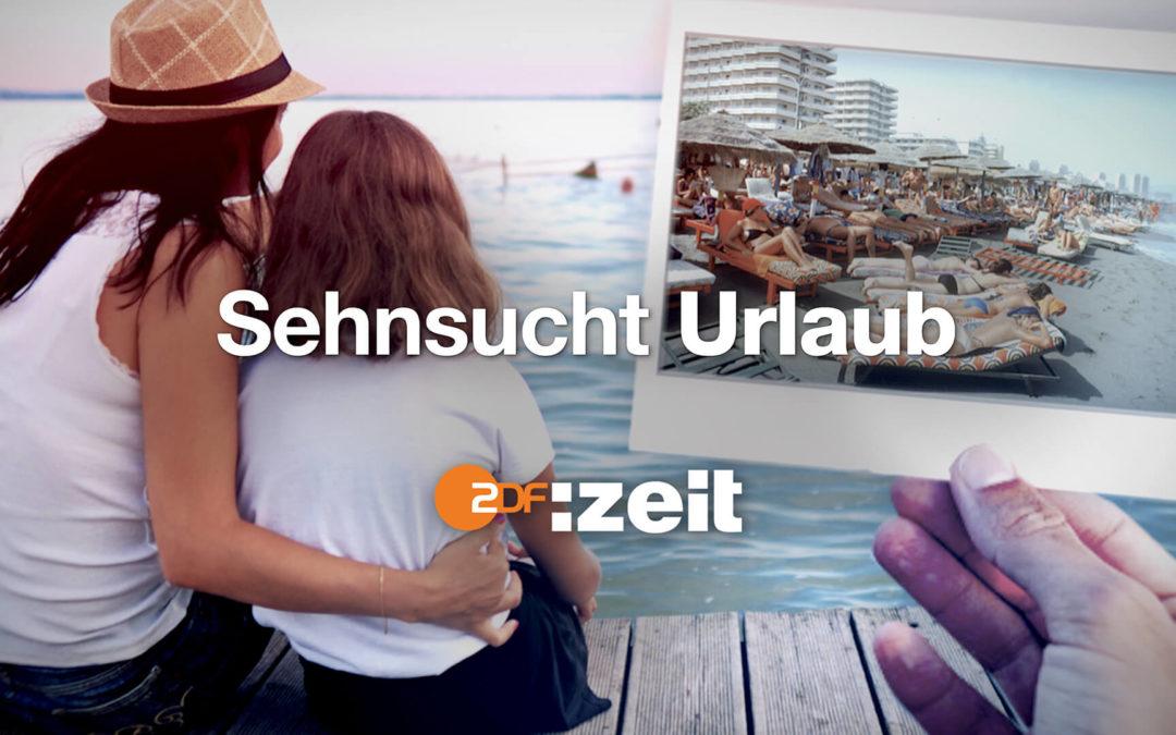 zdf:zeit – Sehnsucht Urlaub. So reist Deutschland