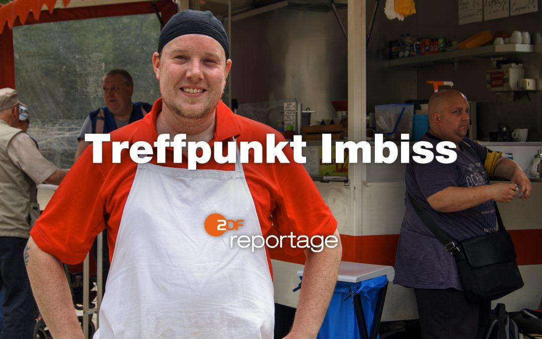 zdf.reportage – Treffpunkt Imbiss. Mehr als nur Currywurst