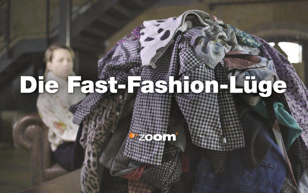ZDFzoom – die Fast-Fashion-Lüge: Was bleibt vom Recycling-Versprechen?